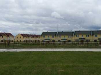 Общий вид на ЖК Есенин Village